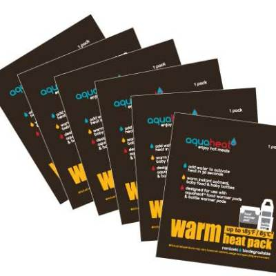 AquaHeat Heatpacks
