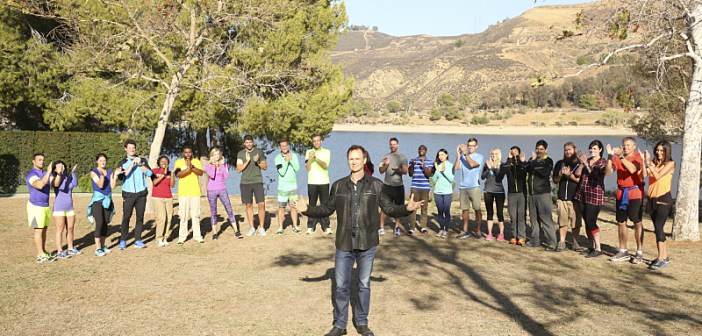 The Amazing Race Season 26: Great Way To Start A Relationship
