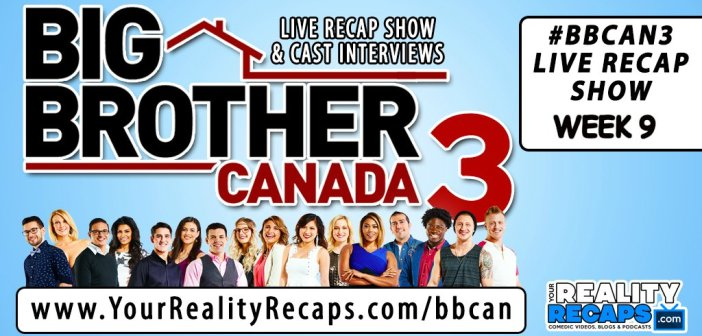 #BBCAN3 Week 9 Video Recap