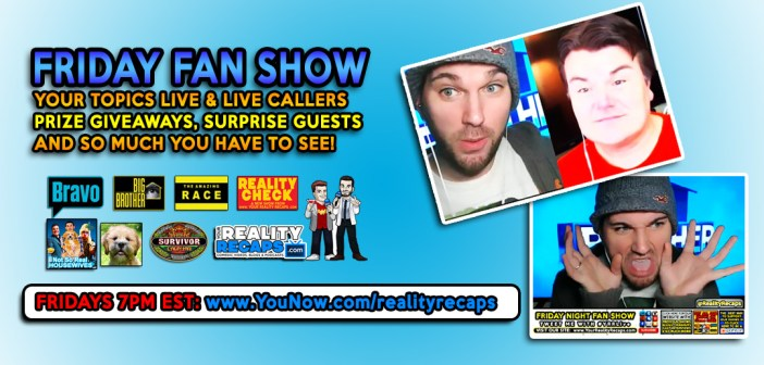 11/20 Fan Show: Your Topics Live!