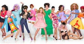 Meet the Queens of RuPaul's Drag Race Season 8!