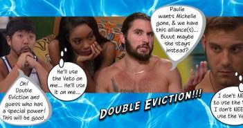 BB18 Week 8 Blog Recap Double Eviction
