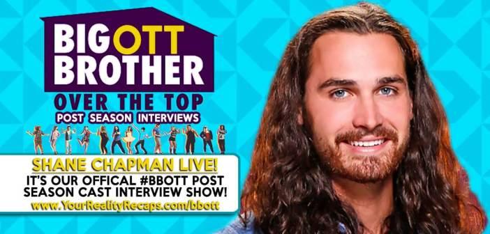 #BBOTT Post Season Interview: Shane Chapman