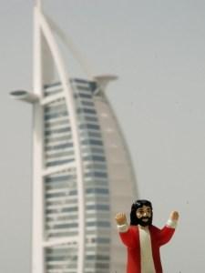 Jesus Visits Dubai