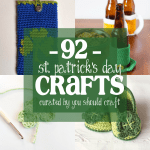 St. Patrick's Day Craft Round-Up