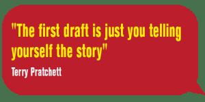 FirstDraft-Terry Pratchett