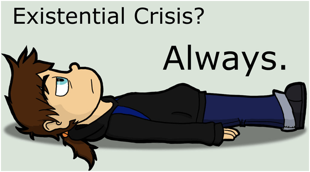 How to Cope with an Existential Crisis ?