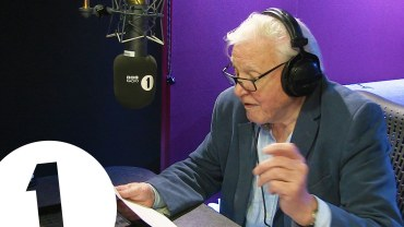 Adele's Hello narrated by Sir David Attenborough