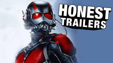 Funny Ant Man trailer parody