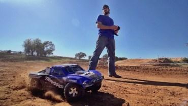 Mind-blowing RC toy car tricks