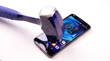 Nearly Indestructible Phone