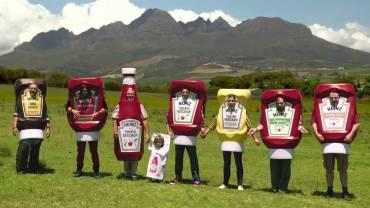 Funny Heinz commercial