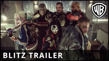 New Suicide Squad Trailer