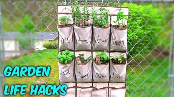 Pretty neat gardening lifehacks