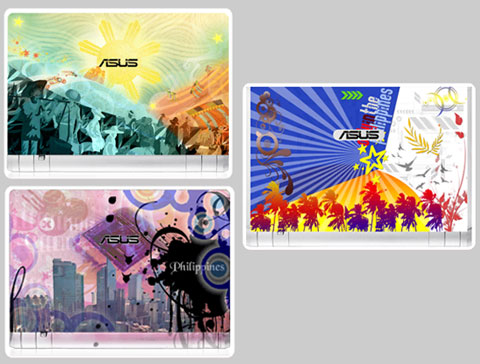 asus eeepc design contest