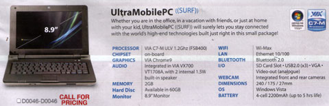 ultramobilepc surf