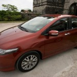 honda city price