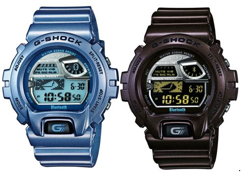 G-ShockBluetooth