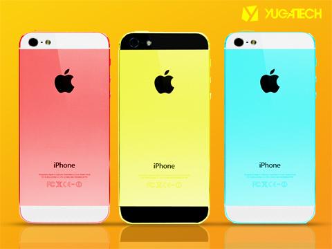 iPhone 5S Yuga