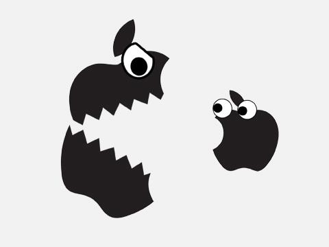 apple cannibal