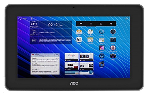 aoc breeze tablet