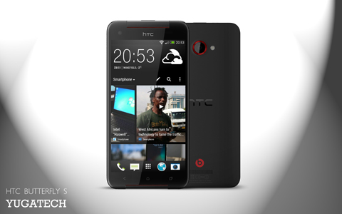 HTC BUTTERFLY S YT