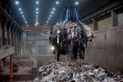 oslo waste incinerator