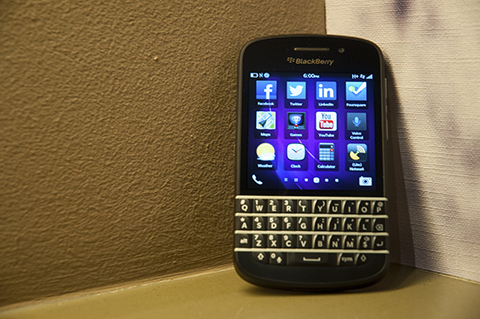 BlackBerry Q10 Philippines