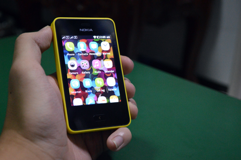 Nokia Asha 501 hands on