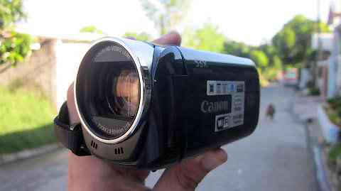Vixia HF R40