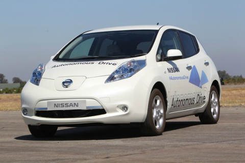 nissan_driverless_car