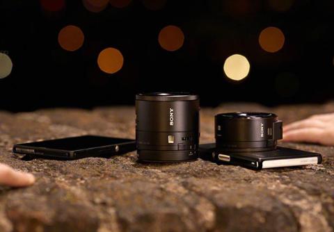 sony qx lens