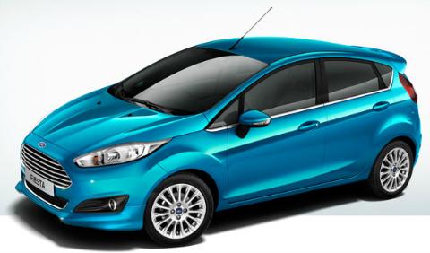 Ford Fiesta Sport+