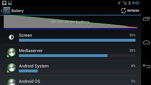 W900 LTE Battery