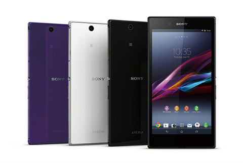 xperia z ultra tablet