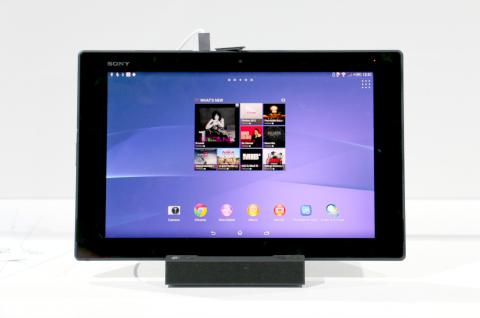 sony xperia z2 tablet_mwc2014