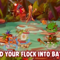 New Angry Birds Epic now a Final Fantasy-like RPG