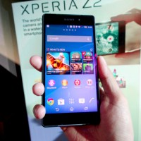 Sony Xperia Z2 to be offered by Smart