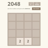 Play This: The 2048 Game
