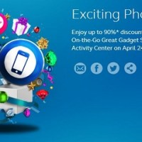 Globe kicks off Prepaid On-The-Go Great Gadget Sale