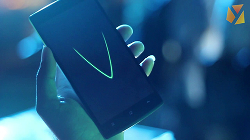 Oppo Find 7a gesture