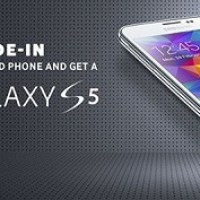 Samsung holds Galaxy S5 Trade-In Promo