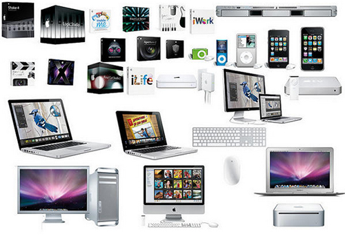 Own any old Apple products?