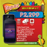 Cherry Mobile gem lineup, all under Php3K