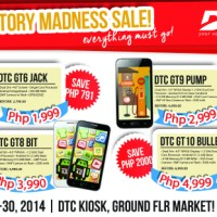 DTC holds smartphone Inventory Madness Sale