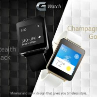 LG G Watch 2 might come next month