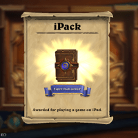 Hearthstone for iPad, now available for download