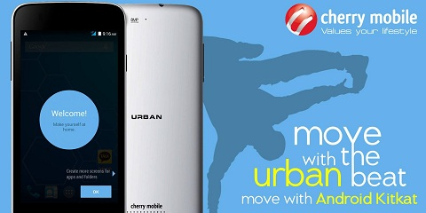 Cherry Mobile Urban