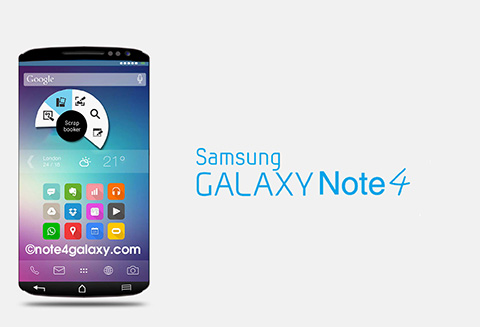 Concept image from note4galaxy.com