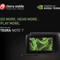 Cherry Mobile Tegra Note 7 to launch this Saturday